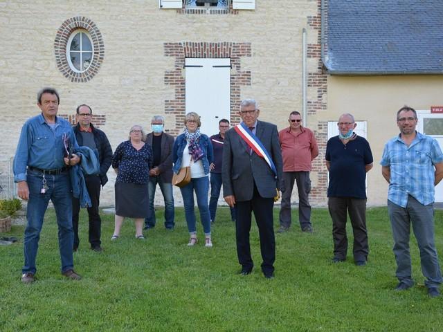 Municipales 2020. Thierry Clérembaux conserve son siège de maire à Fleuré