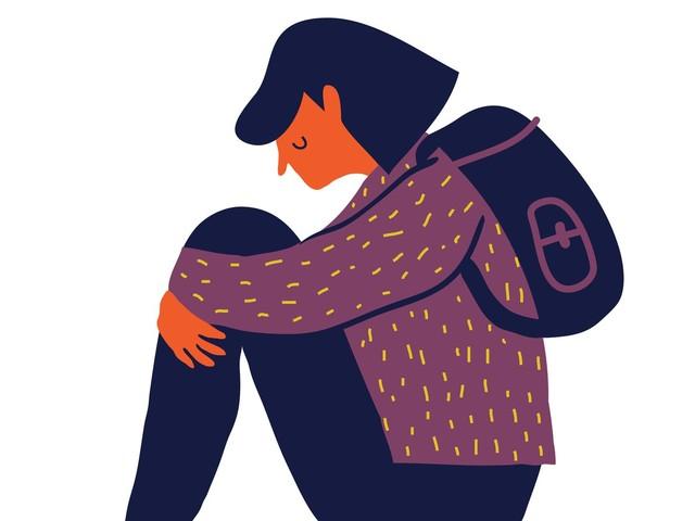 J'ai eu une peur viscérale de l'école et j'ai craint de la transmettre à mon fils pour sa rentrée - BLOG