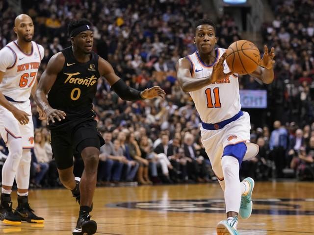 Nouveau calvaire pour Ntilikina et les Knicks