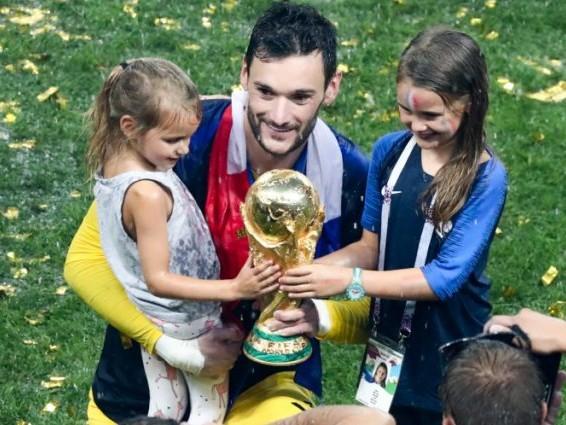 Coupe du Monde 2018 - Bleus / Hugo Lloris : « Le lever devant eux, c'est beaucoup d'émotion »