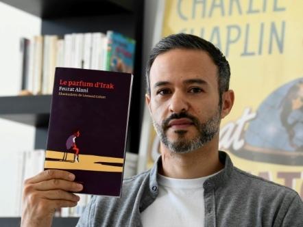 """Feurat Alani, prix Albert-Londres en """"quête perdue d'un Irak heureux"""""""