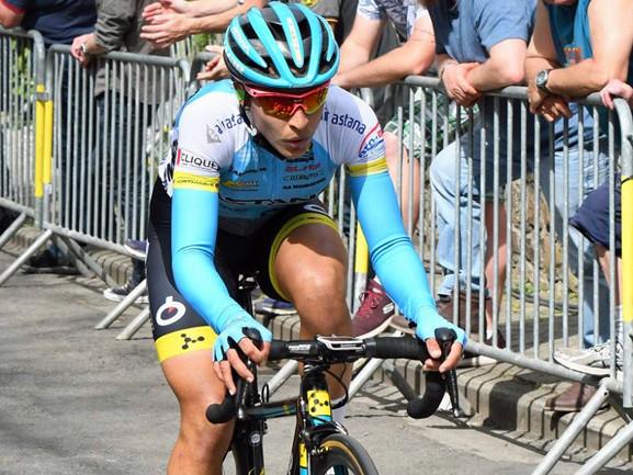 Arlenis Sierra, l'Ambassadrice - Championnat de Cuba. Arlenis Sierra récupère les deux titres nationaux. L'Astana réussit le triplé sur le CLM. + LC Cup : Gass encore - Lotto Cycling Cup. Daniela Gass (Equano Wase Zon) résiste encore à Elisa Balsamo et Lotte Kopecky. + Sharakova règne - Championnat de Biélorussie. Tatsiana Sharakova (Minsk Cycling Club) réussit le doublé. Elle bat notamment