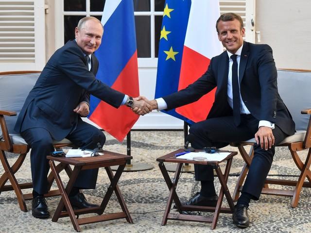 Rencontre Macron-Poutine : ce qu'il faut retenir