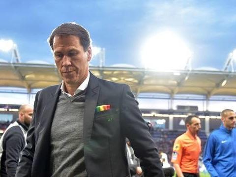 Mercato: Rudi Garcia grand favori par défaut pour prendre le banc de l'OL