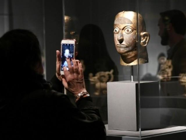 L'or précolombien offre une vision du luxe au Met de New York