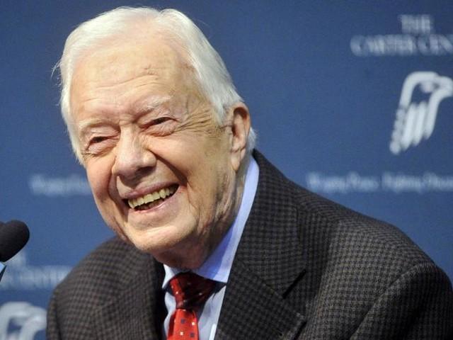 À 93ans, Jimmy Carter prêt à aller en Corée du Nord pour aider Trump