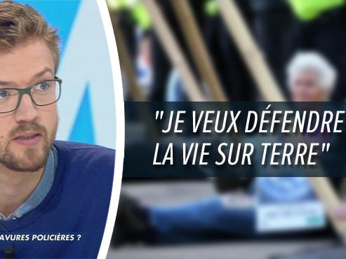 Blocage de Bruxelles, remplacement des politiques: des membres d'Extinction Rebellion dévoilent les projets du mouvement