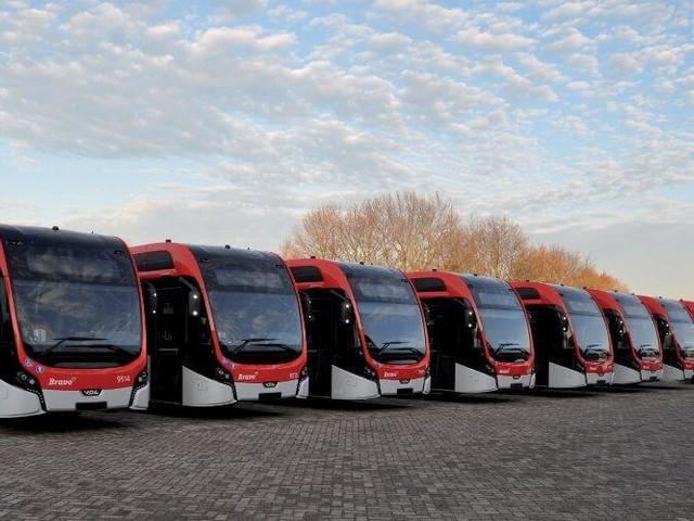 Des bus high-tech pour les Casablancais