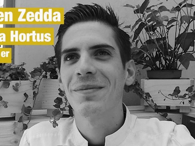 Toques et trucs: les conseils du chef lyonnais Adrien Zedda