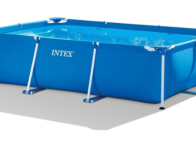 Donnez une touche de fraîcheur et de fun à votre été avec cette piscine géniale