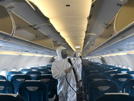 Coronavirus: le transport aérien redoute un coût abyssal