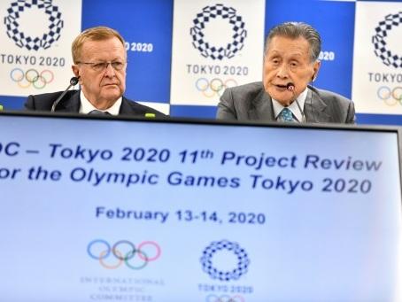 """Coronavirus: le CIO confronté à un """"gros travail de communication"""" avant les JO de Tokyo"""