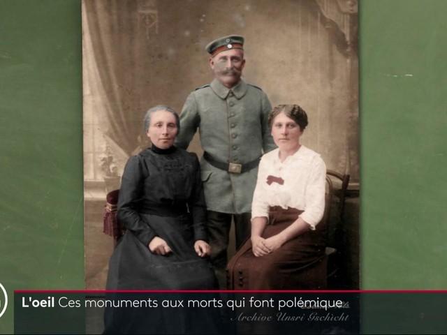 VIDEO. 11-Novembre : comment la France a réécrit l'histoire des soldats alsaciens-lorrains