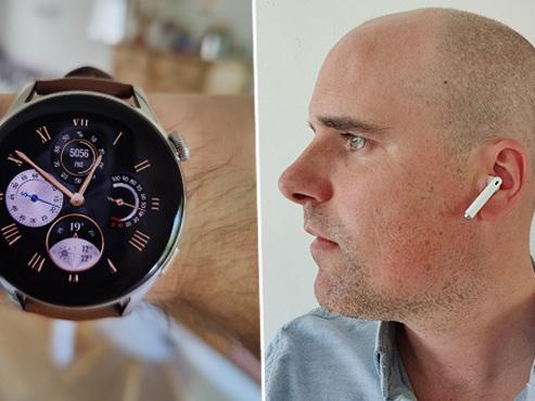 Les tests de Mathieu: Huawei tente de survivre avec une nouvelle montre et de nouveaux écouteurs, faut-il les acheter?