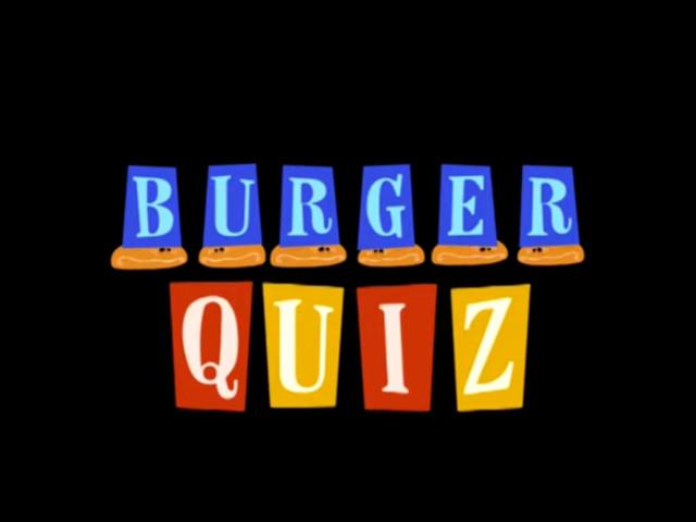 Burger Quiz : on connaît la date du retour de l'émission