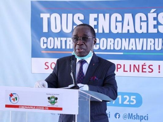 Covid-19: la Côte d'Ivoire enregistre 1667 cas confirmés, 769 guéris et 21 décès (officiel)