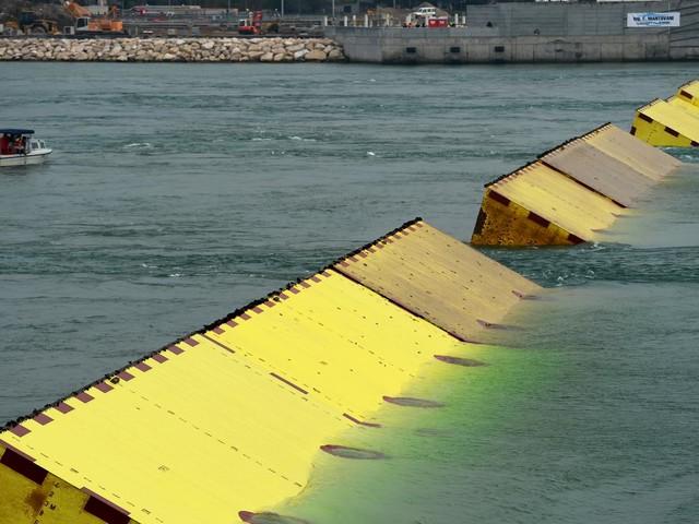 Venise : qu'est-ce que le projet Mose, censé sauver la ville de l'engloutissement depuis des années ?