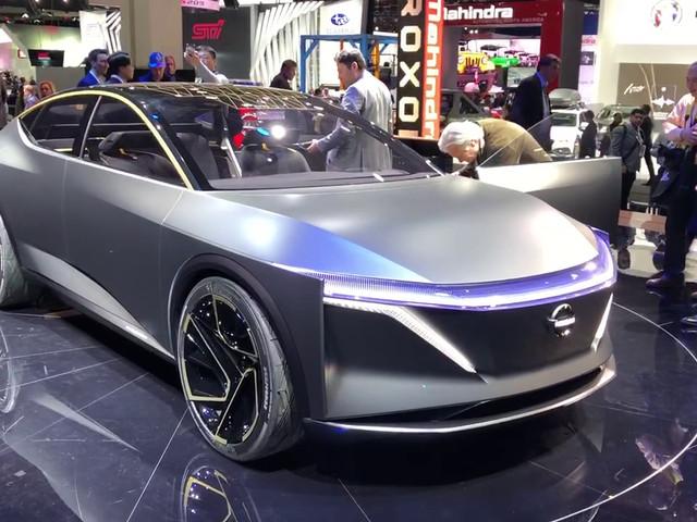Salon de Détroit 2019 : présentation en vidéo de la Nissan IMs Concept