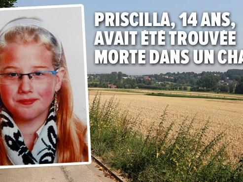 Il avait participé au meurtre de la jeune Priscilla Sergeant en 2012: le casier de A. vient (encore) de s'alourdir