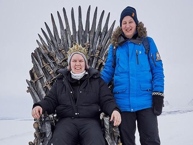 Game of Thrones : pour fêter la saison 8, HBO cache 6 trônes de fer dans le monde entier