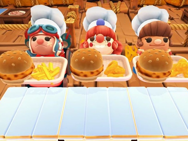 Overcooked 2 : Carnival of Chaos liste ses apports loufoques en images