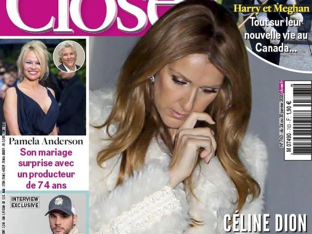 La une des hebdos people ce vendredi : Céline Dion, Dany Boon, Laeticia Hallyday.