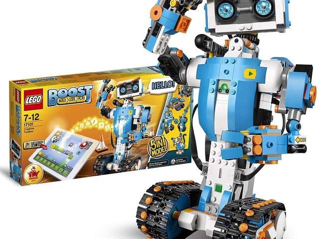 Test : Lego Boost: la robotique ludique pour les plus jeunes