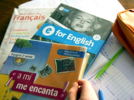Langues étrangères à l'école: les petits Français souffrent surtout à l'oral