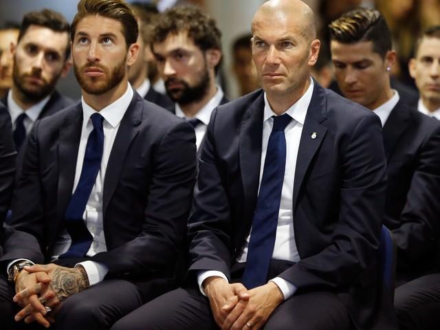 Mercato - Real Madrid : Zidane prend clairement position pour l'avenir de Sergio Ramos !