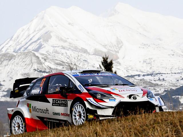 Rallye Monte-Carlo: Ogier tente le grand huit