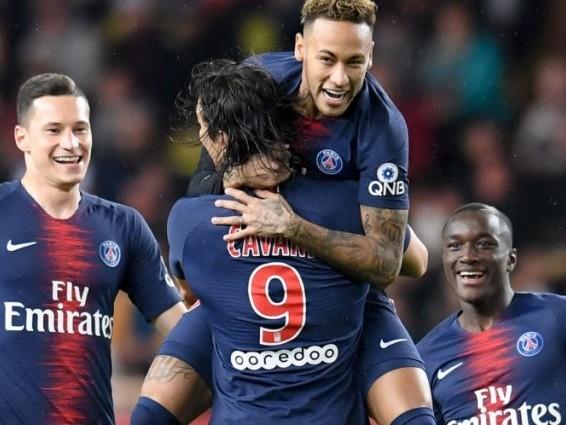 L1 (J13) : Le PSG n'a même pas forcé pour étriller Monaco