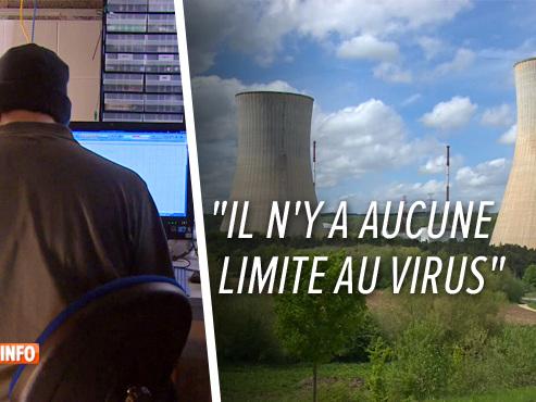 Ce pirate informatique affirme avoir trouvé une faille à la centrale nucléaire de Tihange: Engie dément