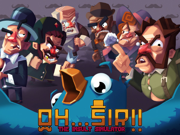 Oh...Sir ! The Insult Simulator
