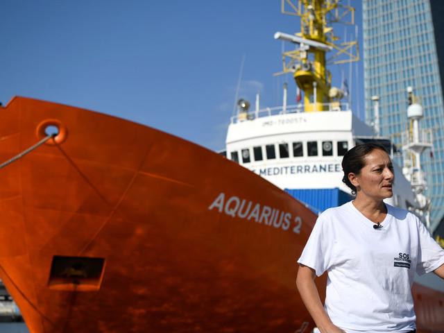L'Aquarius ne sauvera plus de migrants en Méditerranée