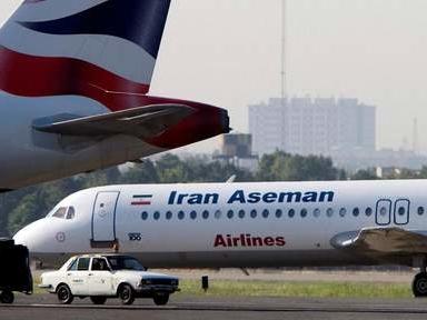 Un avion de ligne s'écrase en Iran avec 60 passagers