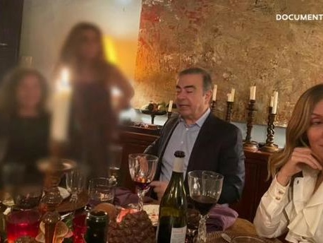 """Carlos Ghosn : """"Ce n'est pas juste un homme d'affaires en fuite, il a des soutiens indéfectibles au Liban"""", confie notre envoyé spécial"""