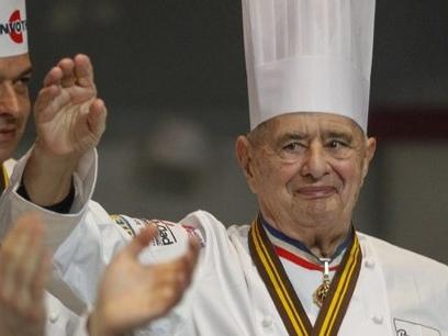 Le « pape de la cuisine française Paul Bocuse est décédé