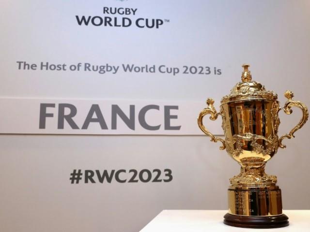Rugby: le tirage de la Coupe du monde 2023 aura lieu après les tests de novembre