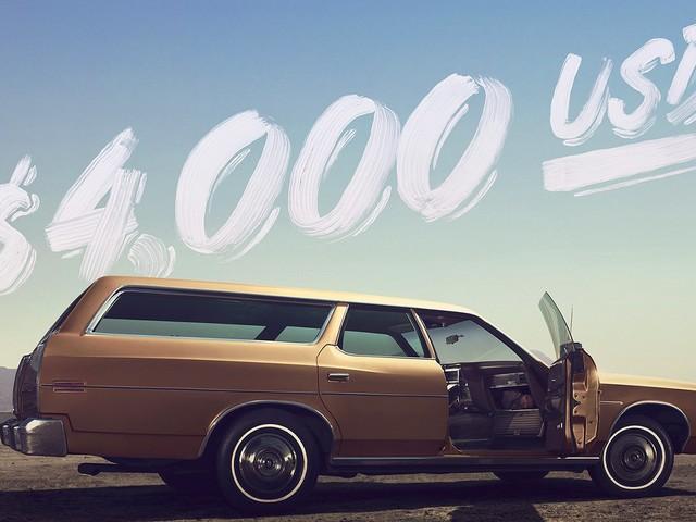 4000$ : ce n'est pas le prix de cette voiture