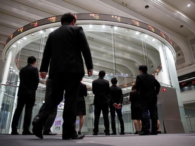 A Tokyo, le Nikkei finit en baisse de 0,6%