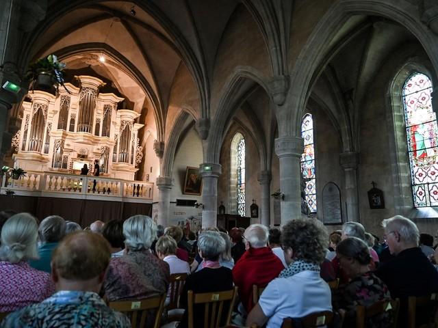 Bach fait vibrer l'Auvergne profonde le temps d'un festival