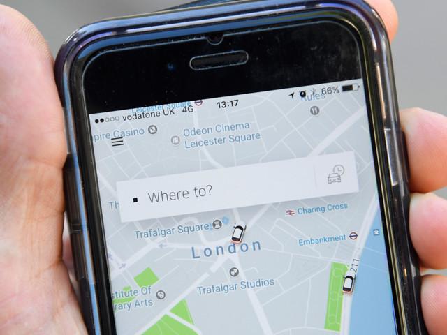 Uber perd sa licence à Londres mais fait appel pour poursuivre son activité
