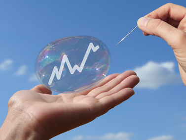CAC 40 : +20% en 3 mois, un formidable rebond de l'économie française, ou bien une belle bulle spéculative ?
