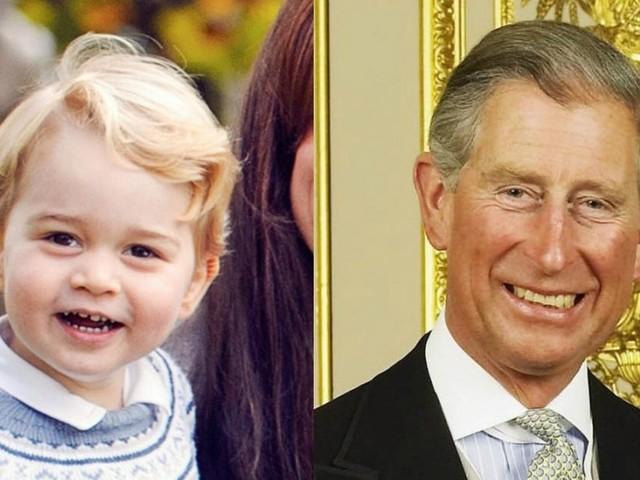 Prince Charles très proche du prince George, il se confie sur leur relation complice