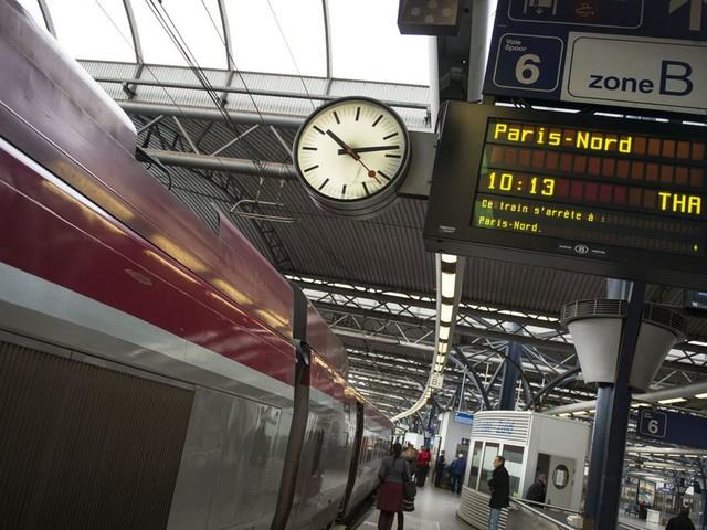 Le trafic à grande vitesse vers la France fortement perturbé ce dimanche
