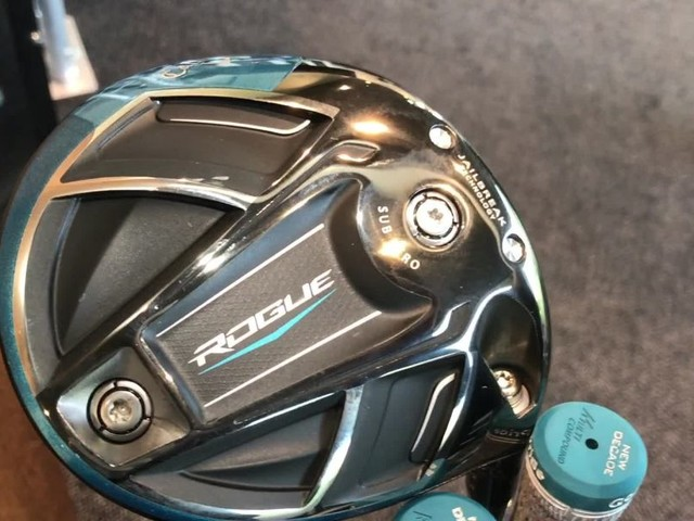 Golf - Matos - Match chez Callaway : le nouveau Rogue contre le Epic !