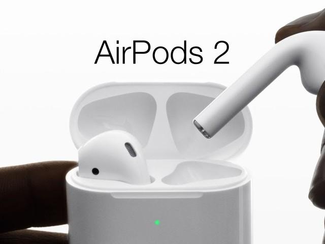 Moins de 140 euros pour les Apple AirPods 2 avec boîtier de charge, une bonne affaire