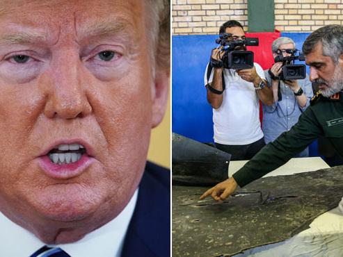 Les dernières infos sur la crise autour de l'Iran: Trump affirme avoir annulé des frappes en dernière minute, le pays menace les USA