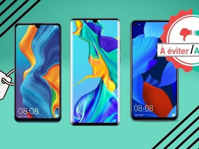 Black Friday Week: les téléphones Huawei P30 Pro et Nova 5T sont-ils à bon prix?