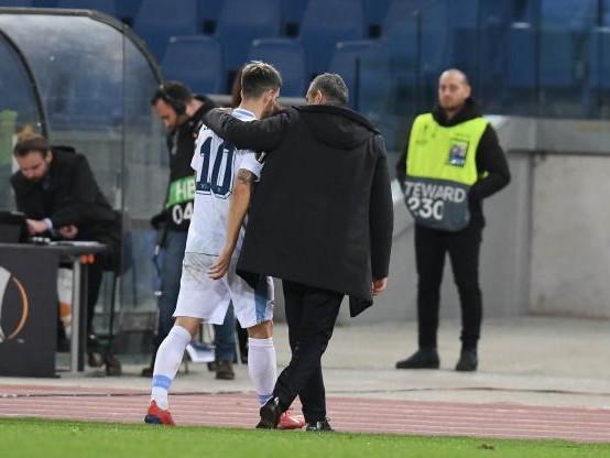 Foot - ITA - Lazio - Lazio Rome : Luis Alberto va manquer un mois et demi de compétition